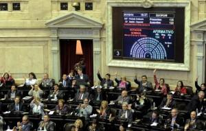 Diputados: Oficialismo K convirtió en ley el nuevo Código Civil y Comercial