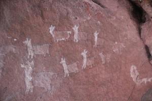 pinturas rupestres cerro colorado