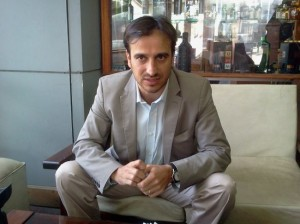 "Diego Mestre anticipó su voto negativo a la ley ""antipeperina"""