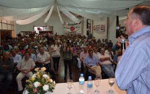 Gobernación 2015: Juez (aliancista) afirmó que dará un paso al costado en su candidatura, si hay otro dirigente mejor posicionado