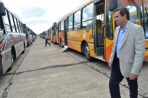 """Transporte: Mestre y diputados radicales reinstalan reclamo por """"inequidad"""" en la distribución de subsidios"""