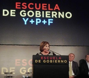 Escuela de Gobierno: Riutort se suma al espacio massista para formar cuadros en función de propuesta presidencialista