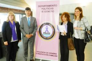 Botón antipánico (modelo cordobés) fue eje de debate en ciudad de Buenos Aires