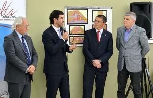 En reunión de empresarios hoteleros y gastronómicos, Urtubey destacó la importancia del crecimiento integrado del turismo