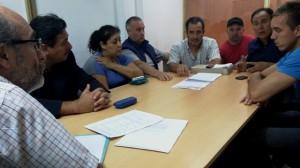 """Por el uso estigmatizante de la expresión """"motochorros"""", Vicente se reunió con la Asociación de Motociclistas"""