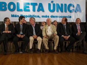 Elecciones 2015: Todo el arco opositor se unió para demandar al Gobierno K que implemente la boleta única