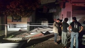 casa tras la explosión alta cordoba
