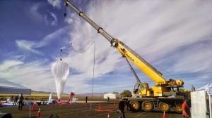 Lanza 20 globos aerostáticos por día con la intención de ofrecer Internet a todo el mundo