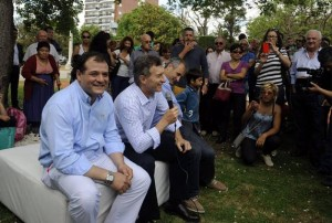 """Macri: """"El cambio que necesita el país es cuestión de personas y no de partidos"""""""