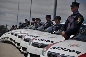 nuevos moviles policia