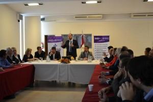 El Emprende INNdustria Córdoba arrancó con el primer proyecto innovador (una Plataforma Educativa)
