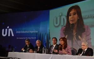 CFK en la UIA