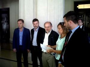 Video ADN: Opositores piden a Moyano que investigue posible delito que involucra a gobierno delasotista