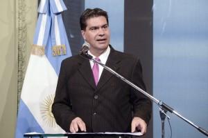 Capitanich afirmó que «no hay destrucción de empleo en la Argentina»