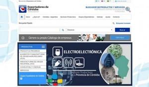 """Actualizan plataforma """"Exportadores de Córdoba"""" con nuevas funcionalidades"""