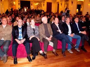 """El FAU busca dejar atrás sus diferencias internas y presenta su """"acuerdo programático"""" en un teatro porteño"""