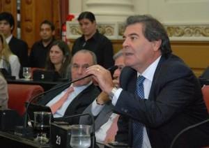 """Busso: """"De espiados pasaron a ser espías"""". Críticas a la oposición por la sobreactuación del caso Kolektor"""