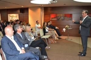 Turismo de Reuniones: Agencia y Córdoba Bureau evaluaron logros obtenidos y proyectaron metas 2015
