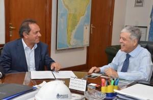 """Provincia y Nación renuevan por un año el acuerdo sobre tarifas eléctricas """"congeladas"""""""