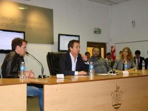 """Lanzamiento: Cossar afirmó que con la plataforma """"Concejo Abierto"""" se busca una política de apertura de datos"""