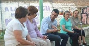 Tras su recorrido por más de 190 barrios, De Loredo puso en marcha su candidatura a intendente