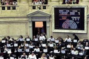 diputados oficialismo voto codigo procesal penal