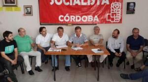 """""""El partido socialista apuesta a la conformación de un frente progresista"""""""