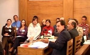 Concurso de ensayos sobre el juicio con jurados populares
