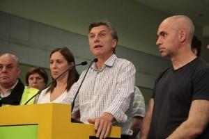 Pese al pacto para bajar tensión, Macri le hace un giño a Larreta