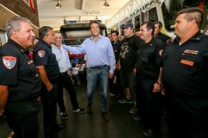"""Massa: """"Hay que entender que la discusión vulgar de la política tiene que quedar atrás"""""""