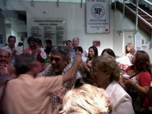 Tras un amplio triunfo, Pihen insistió que en el 2015 seguirán dando pelea contra el trabajo precario en el Estado