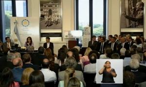 CFK 29 de enero con gobernadores
