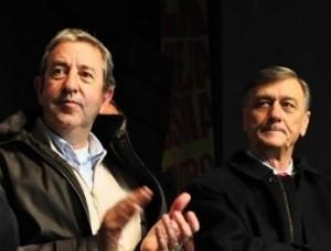 Binner y Cobos no descartan confluir en un binomio presidencial de cara a las PASO