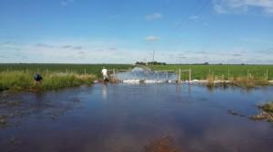 Preocupación por graves inundaciones
