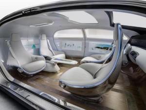 Se desarrolla la feria tecnológica CES 2015 con el foco puesto en los autos autónomos