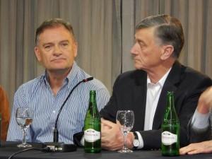 Binner apuesta por instituciones que protejan a los argentinos pero no como quiere CFK