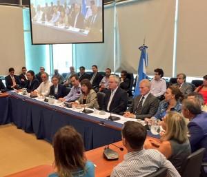La oposición pidió por el esclarecimiento del hecho y demandó seguridad para el equipo de Nisman y proteger la documentación