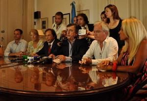 Nueva SIDE: Postura conjunta de la oposición en rechazo a la reforma kirchnerista