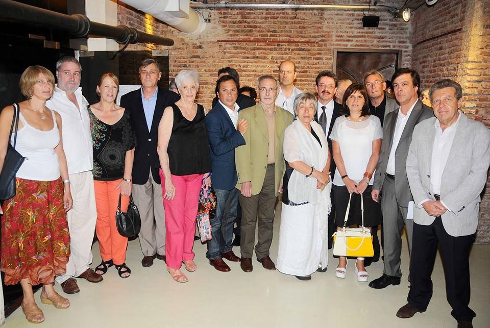 firma documento el derecho a la verdad Club Politico Argentino