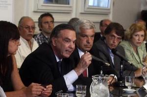 Núcleo parlamentario K defendió las designaciones de fiscales de Gils Carbó