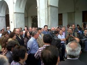 """Para Schiaretti, """"Nisman es una nueva víctima del atentado de la AMIA"""""""