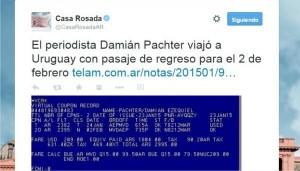 Fopea se solidarizó con Patcher y pidió extremar la seguridad de los periodistas
