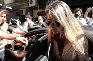 La ex esposa de Nisman aseguró que no dejará que «naufrague» la causa
