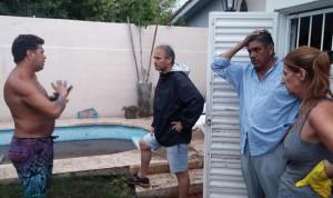 Demandas de diputados cordobeses al gobierno K por asistencia a damnificados del temporal