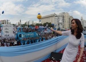 Apertura de Sesiones: Convocan a movilizarse al acto del #1M en apoyo a CFK