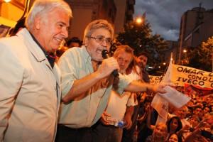DLS acto movimiento obrero 69 años Peron