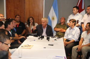 DLS intendentes temporal comite de crisis
