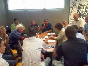 Temporal en Córdoba: Gobierno convocó a intendentes de Sierras Chicas por plan de reconstrucción