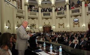 Unicameral: Tras discurso de apertura de DLS, los temas pendientes en la agenda parlamentaria