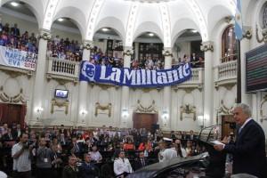 Sin fecha de elección, De la Sota destacó reforma política e institucional encarada en su gestión